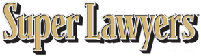 Logo Recognizing Law Office of Kevin J. McManus's affiliation with Super Lawyers